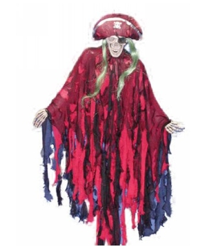 63 Inches Hanging Pirate - Halloween Decoration