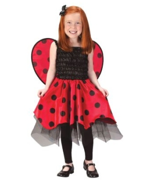 Ladybug Toddler/girls Costume