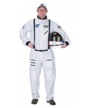 Nasa Astronaut Men Costume