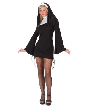 Nun Naughty Women Costume