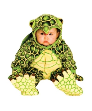 Turtle Plush Costume - Toddler Costume