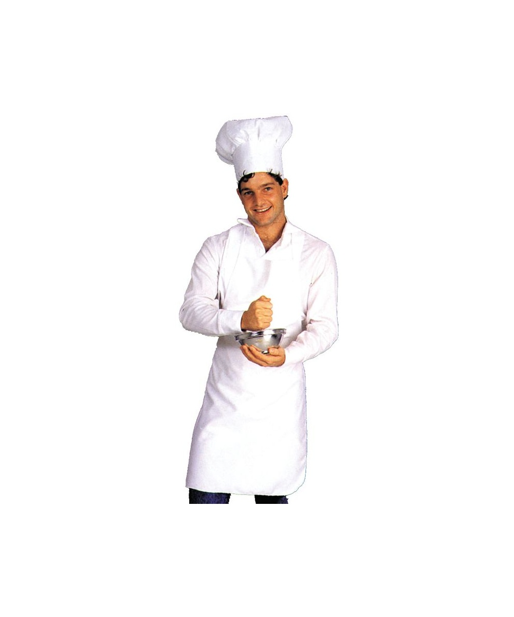 Apron Chef Men Costume