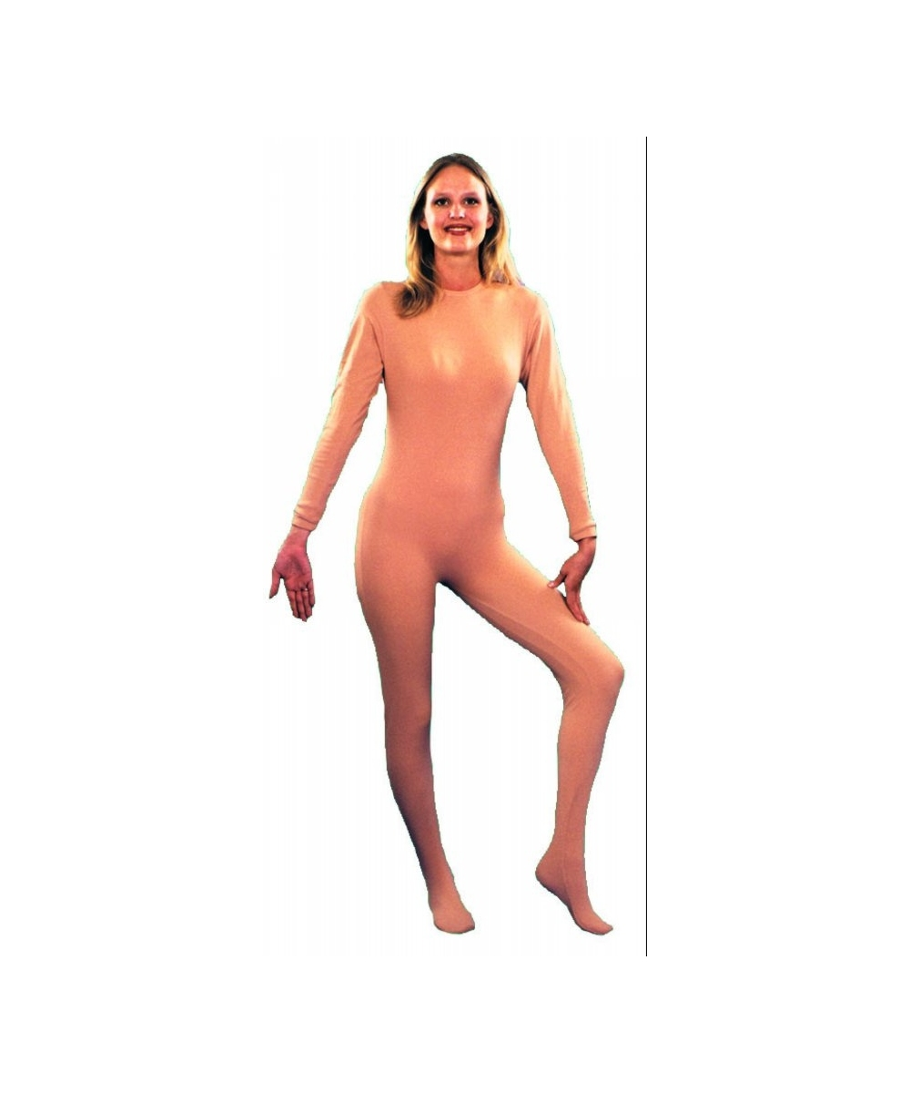 nude body suit costume - adult halloween costumes