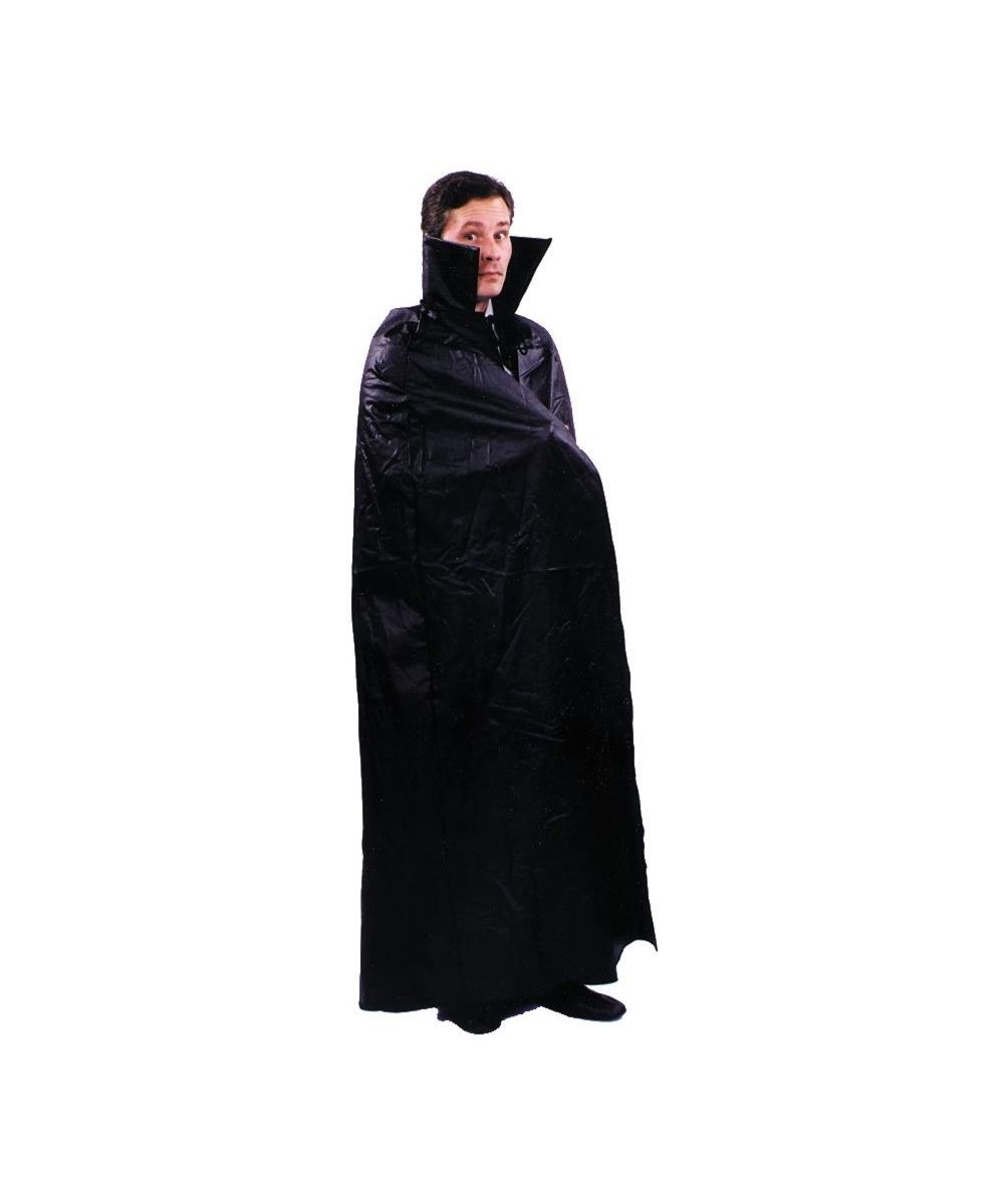 Adult Dracula Cape - Men Halloween Costume e5f84efab582e