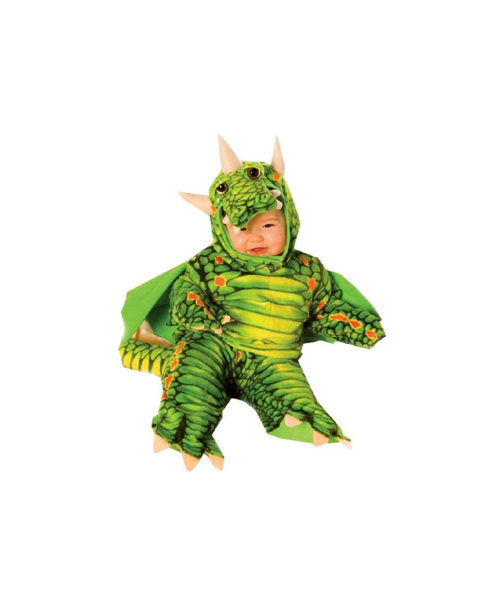 sc 1 st  Wonder Costumes & Dragon Plush Infant/toddler Costume - Dragon Halloween Costumes