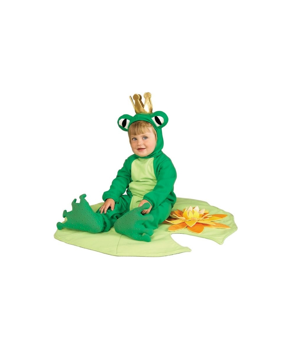 lil frog prince baby costume boys halloween costumes