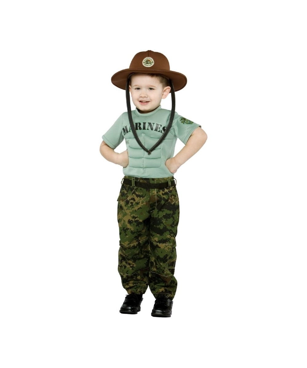Marine Infant Costume Kids Halloween Costumes
