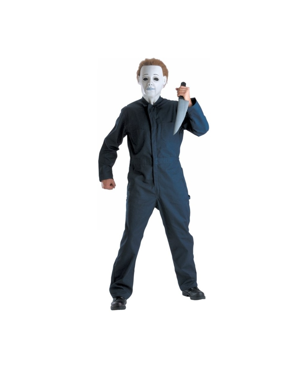 sc 1 st  Wonder Costumes & Adult Michael Myers Halloween Costume - Men Costume