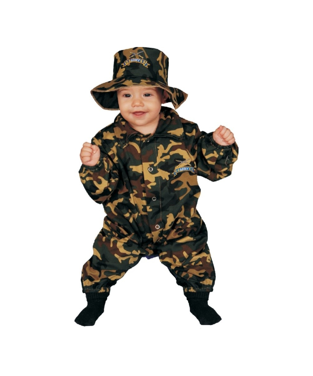 sc 1 st  Halloween Costumes & Army Military Officer Baby Costume - Boy Costumes