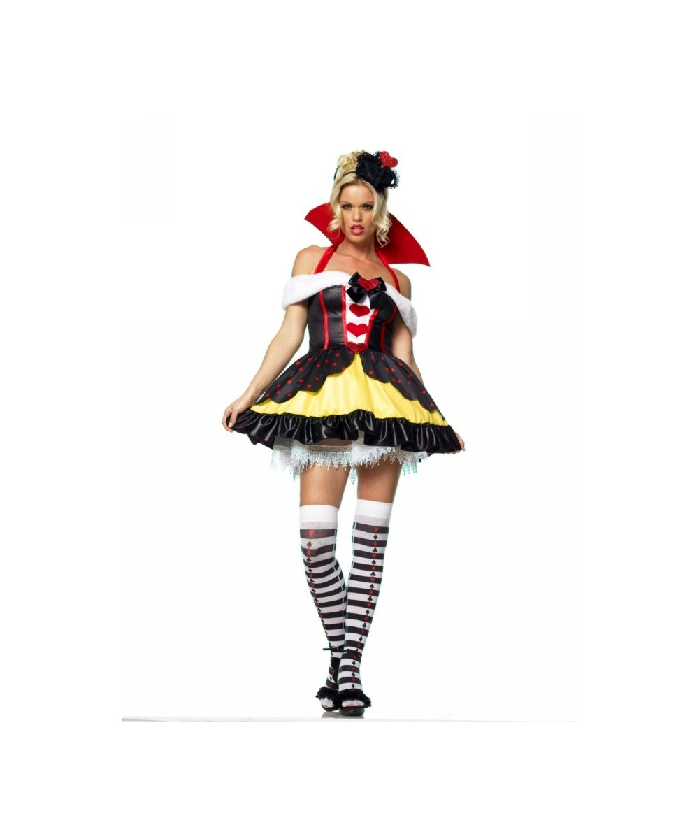 adult queen of hearts disney costume women costumes