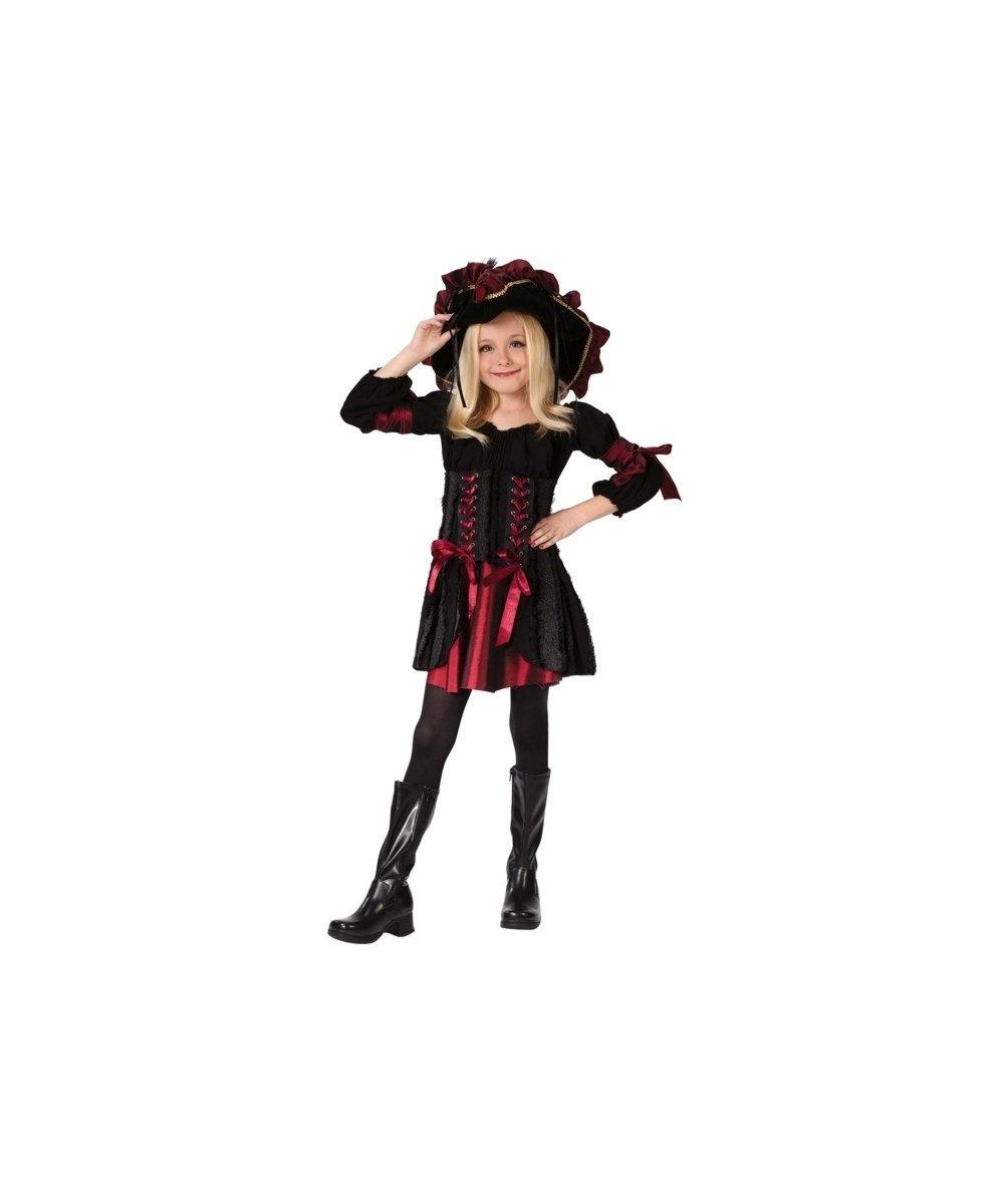 c7848b27390d Kids Pirate Stitch Costume - Girls Halloween Costumes