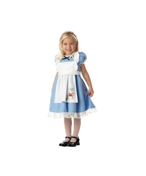 Disney Alice Girls Costume