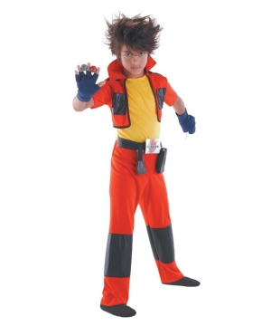 Bakugan Dan Boys Costume