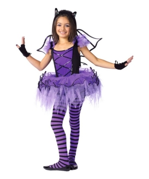 Ballerina Batarina Girls Costume