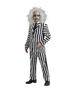 Beetlejuice Adult Costume deluxe
