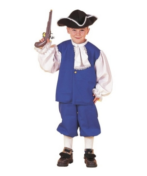 Colonial Boys Costume