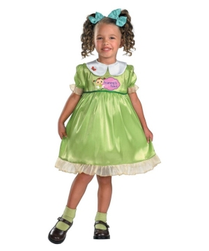 Franny Feet's Toddler Costume