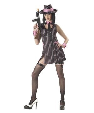 Hit Girl Women Costume