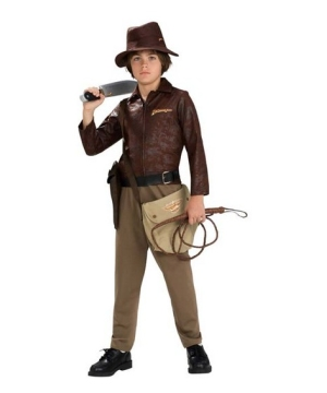 Indiana Jones Boy Costume