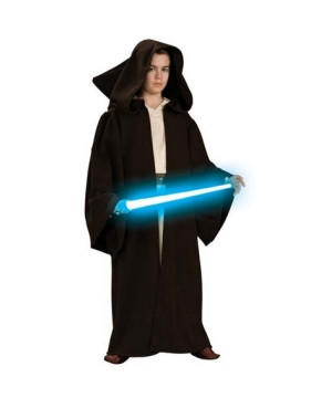 Jedi Robe Boys Costume