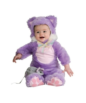 Kuddly Kitty Baby Costume