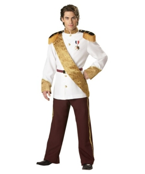 Prince Charming Mens Costume deluxe