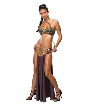 Princess Leia Slave Women Costume