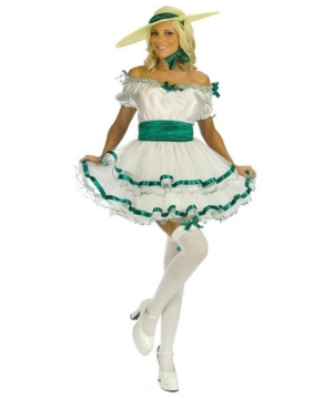 Sexy Southern Belle Women Costume