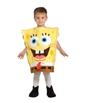 Spongebob Child Costume deluxe