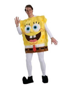 Spongebob Adult Costume deluxe