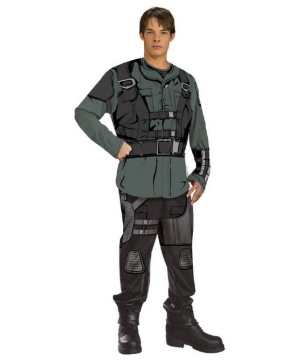 Gi Joe Duke Men Costume