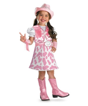 Wild West Kids Costume