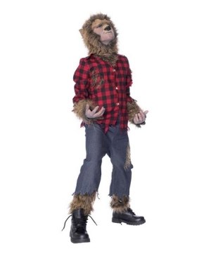 Wolfman Boys Costume