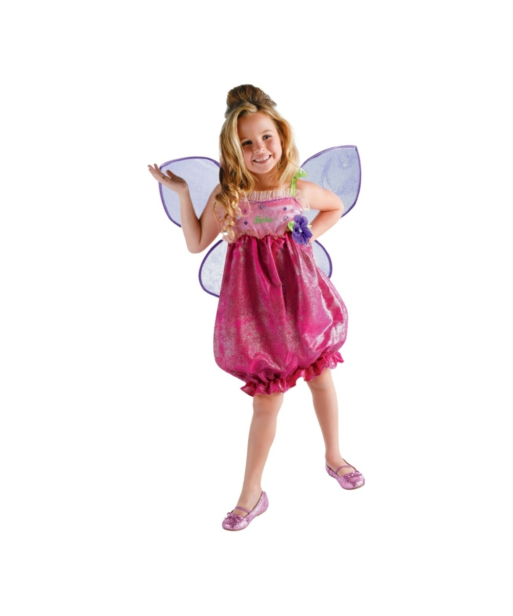 Barbie Halloween Costume Kids.Barbie Thumbelina Costume Barbie Halloween Costumes