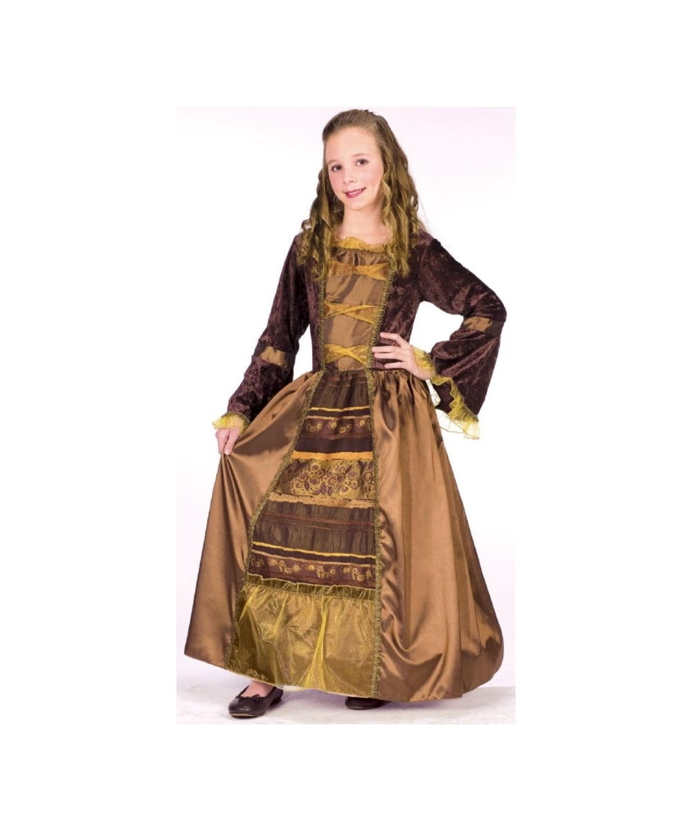 Baroness Girls Costume  sc 1 st  Wonder Costumes & Baroness Costume - Kids Halloween Costumes