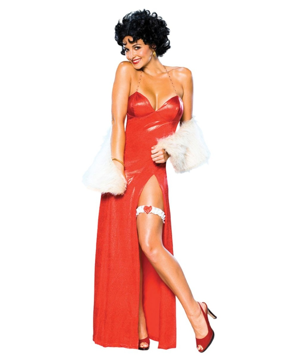 betty boop betty rubble costume - women halloween costumes
