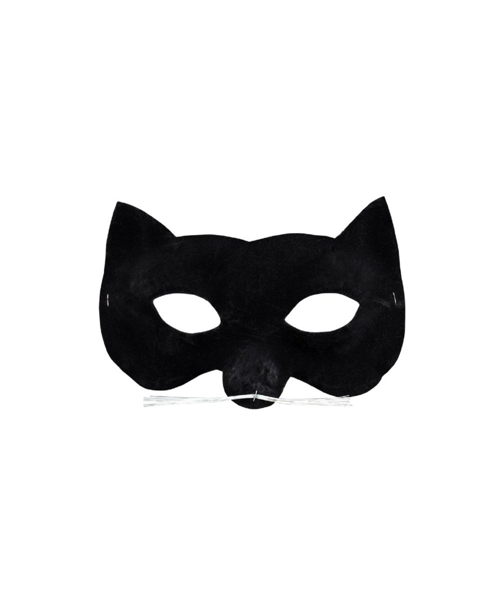 Cat Eye Mask Velvet