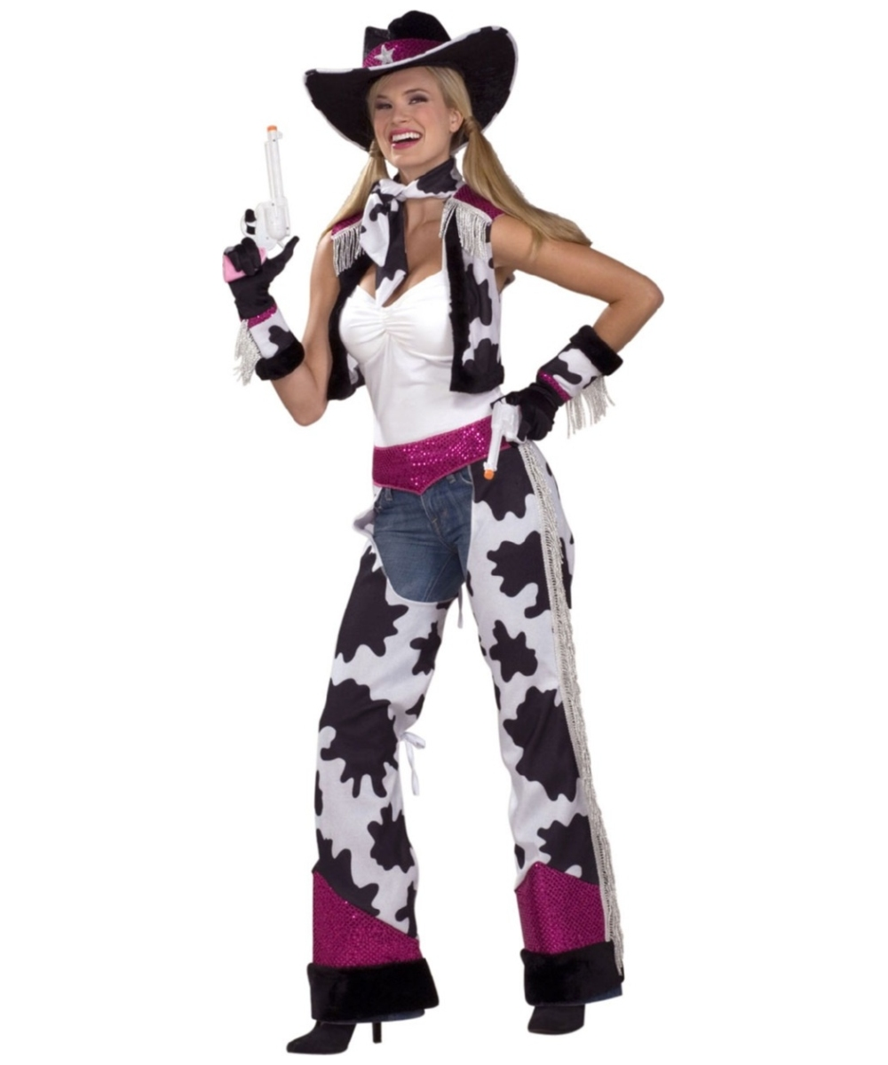 Cowgirl Halloween Costumes