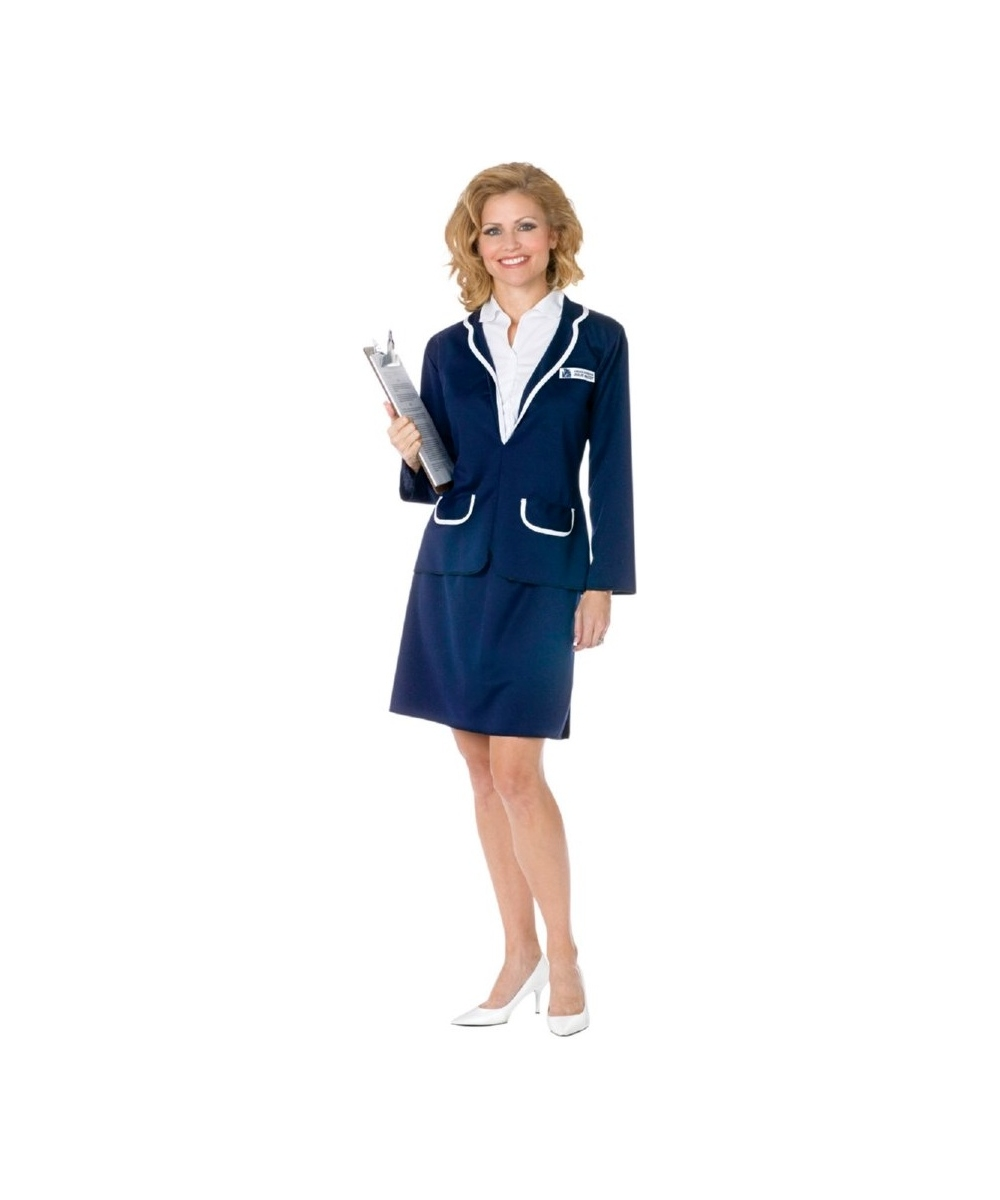 Love Boat Cruise Director Julie Costume Adult Halloween Costumes