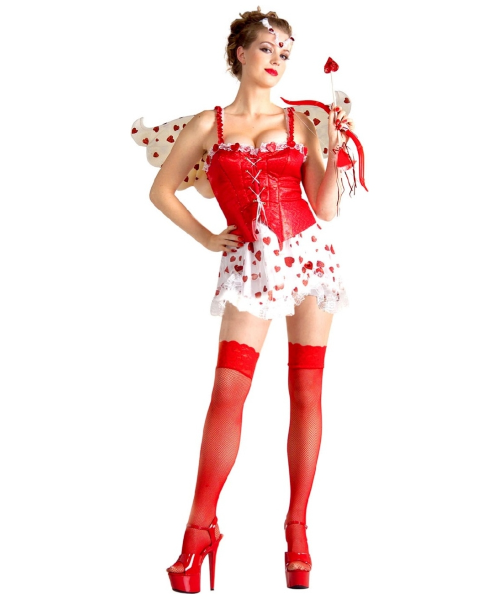 Cupid Cutie Costume Sexy Halloween Costumes