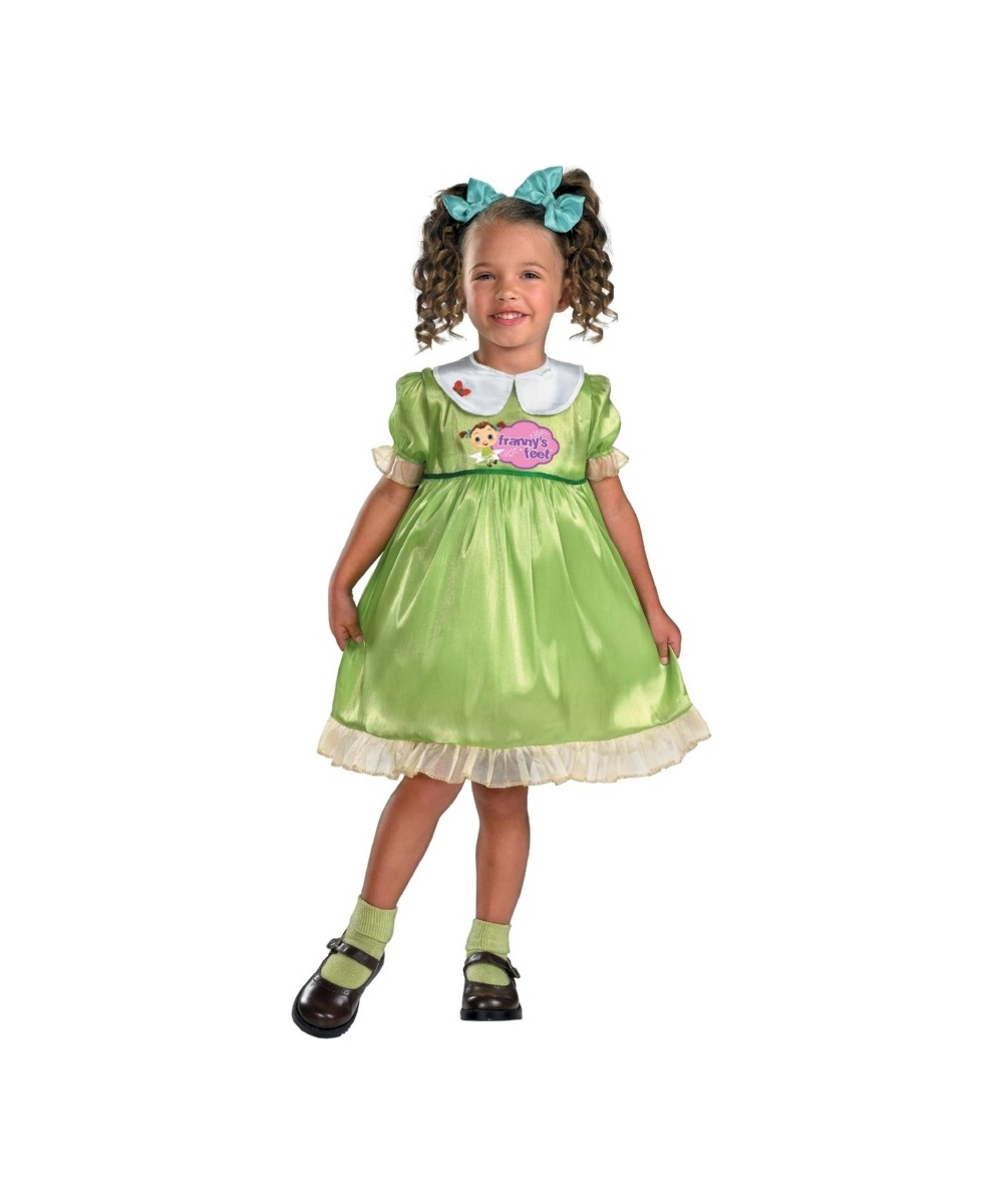 Franny Feets Toddler Costume