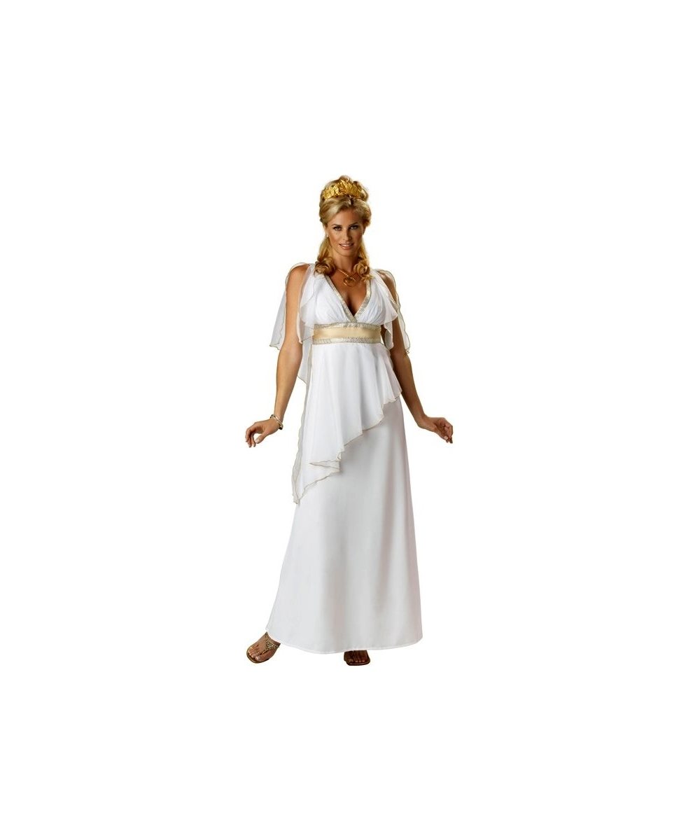 Greek Goddess Hera Womens Costume
