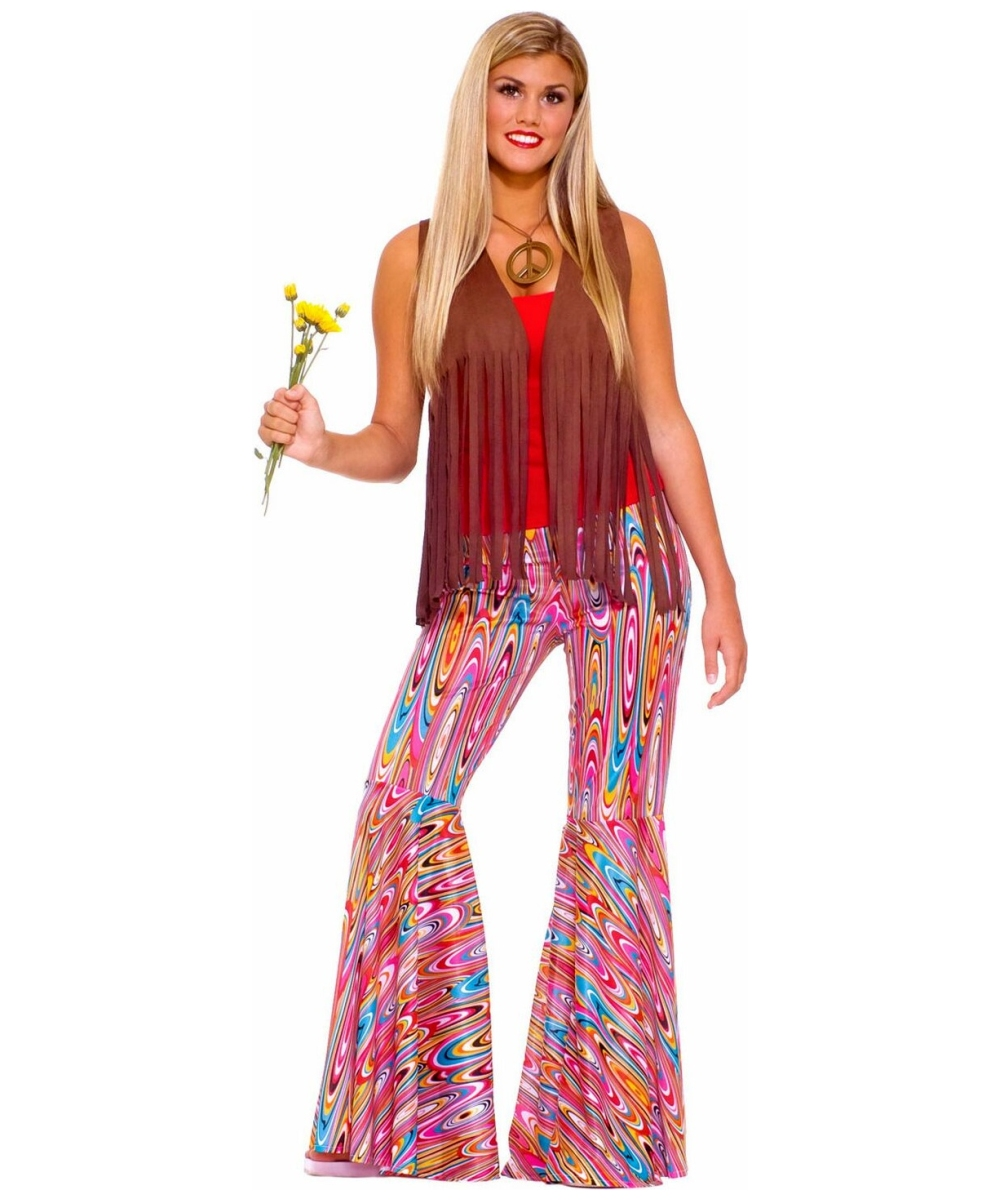 Hippie Bell Bottoms