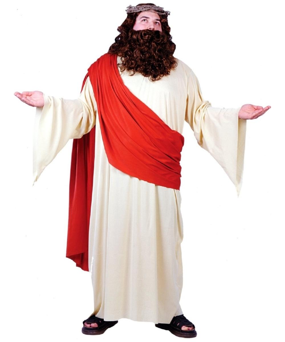 jesus costume - adult halloween costumes