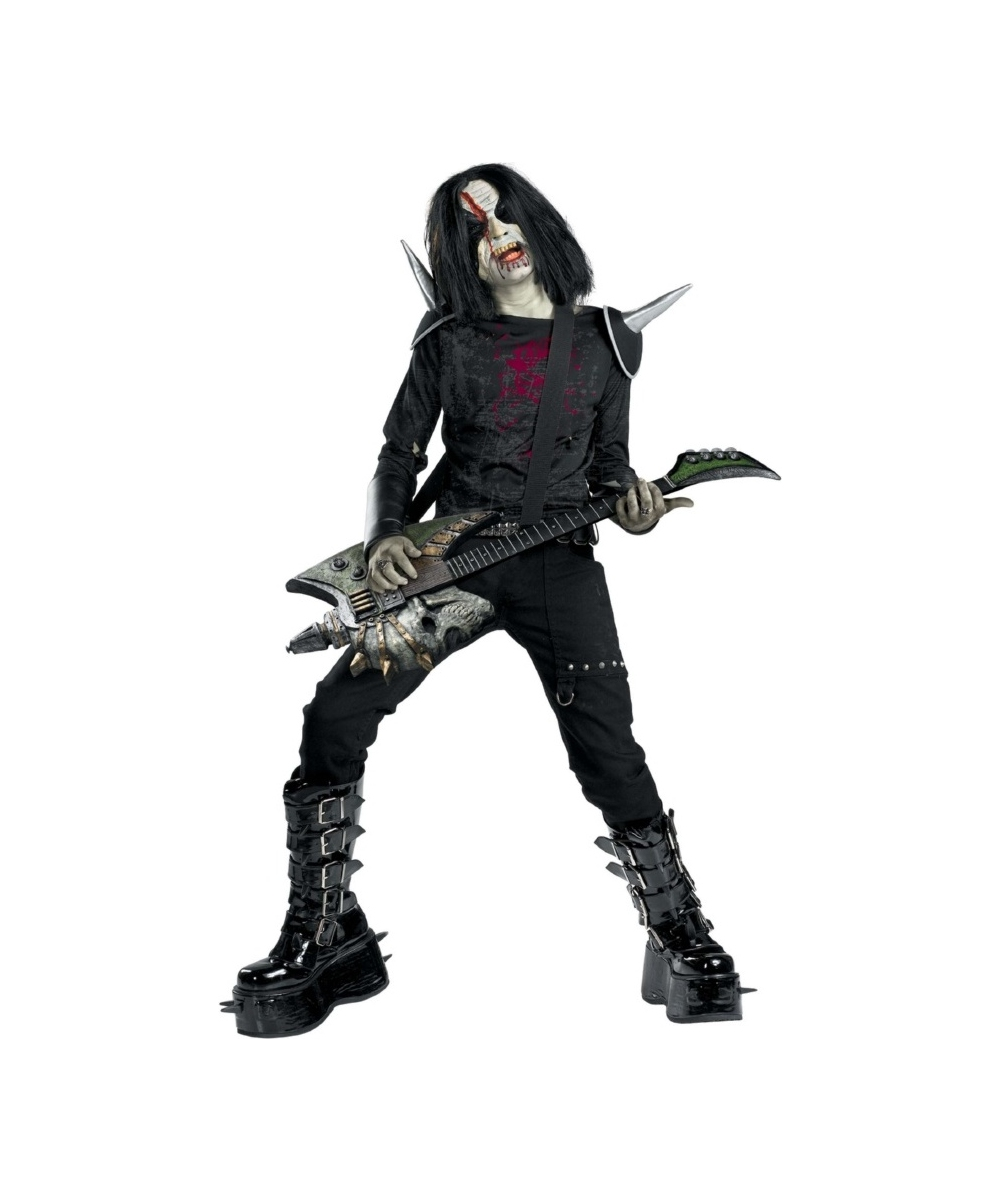 Metal Mayhem Kids Costume
