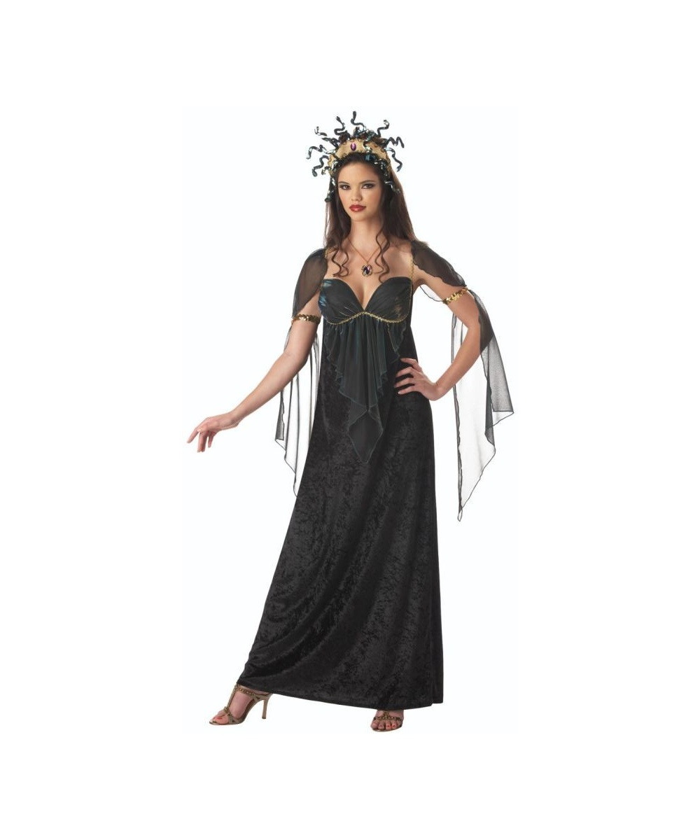 adult mythical medusa costume women costumes