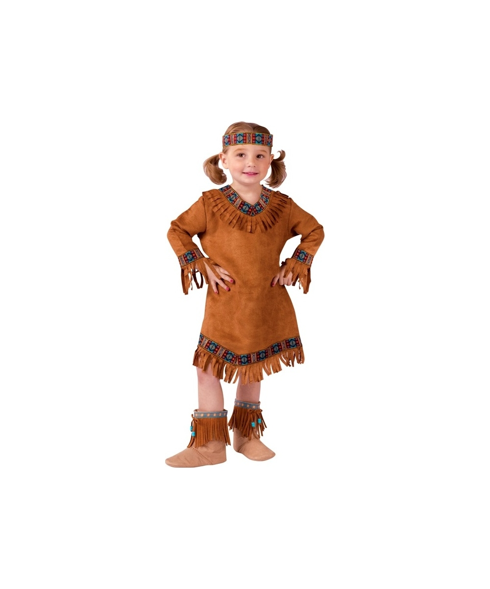 Native American Princess Baby Costume