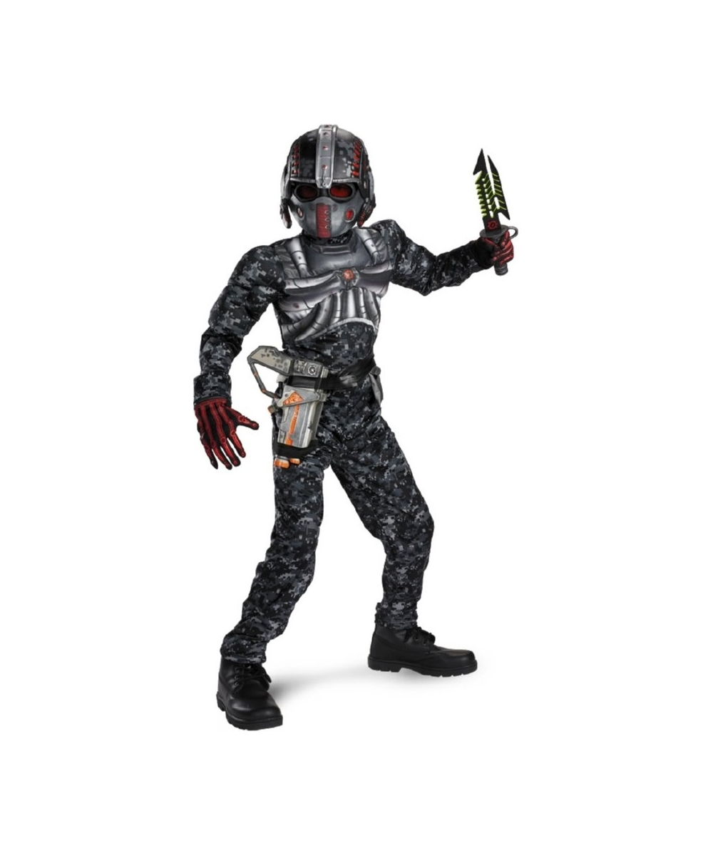sc 1 st  Wonder Costumes & Army Operation Rapid Recon Commo Kids Costume - Boy Costumes