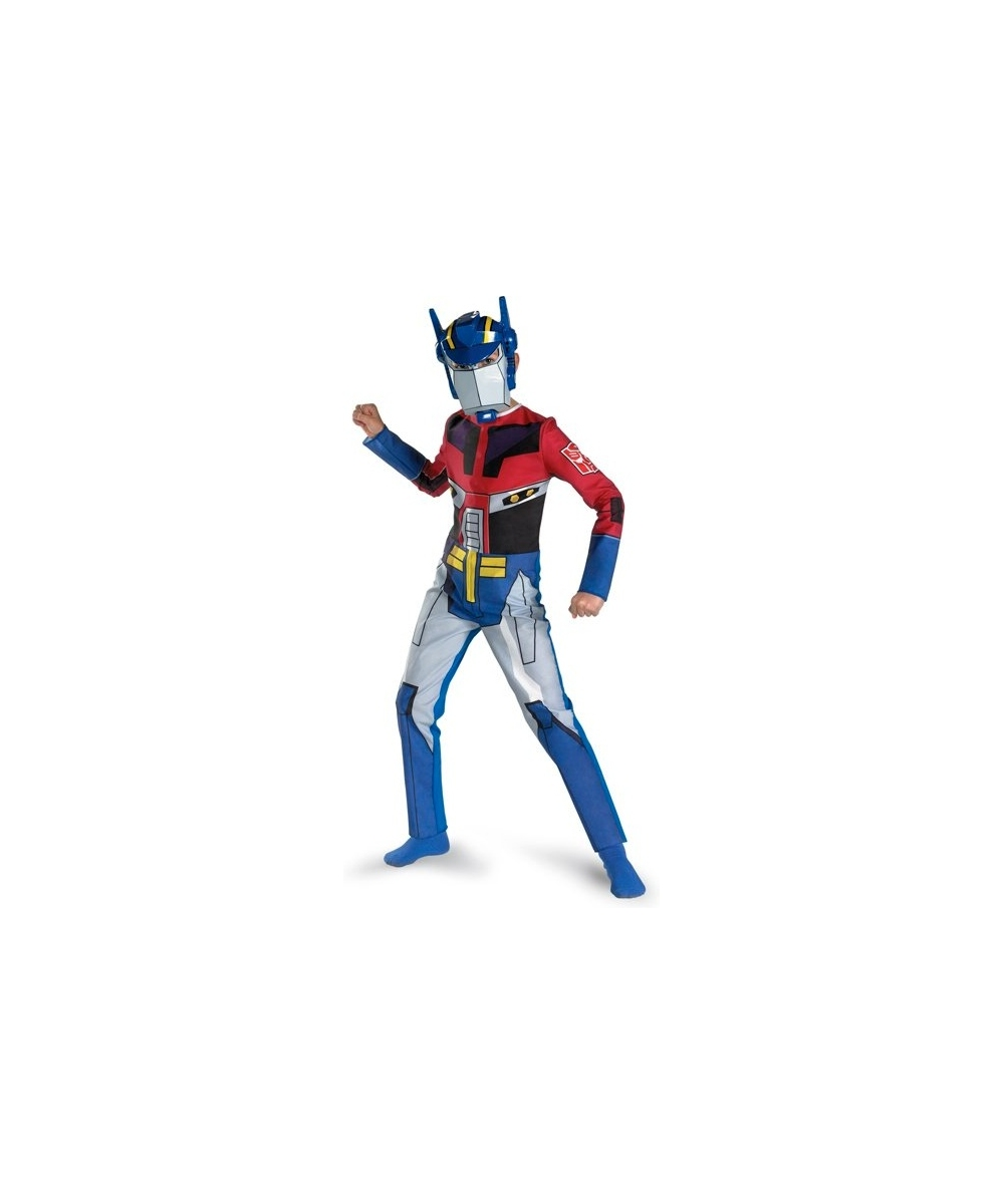Transformers Optimus Prime Boys Costume