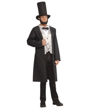 Abe Lincoln Costume - Adult Costume